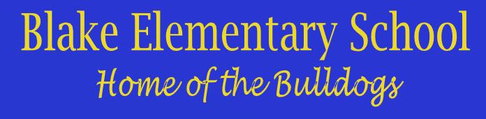 Blake School District Logo
